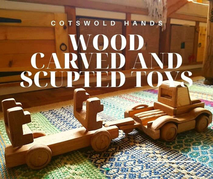 New Album of Cotswold Hands - Woodwork, Carpentry & Recycled Art Craft 127 Farmers Close - Photo 5 of 6