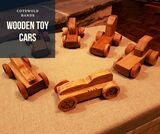 Wooden cars , Cotswold Hands - Woodwork, Carpentry & Recycled Art Craft, Witney