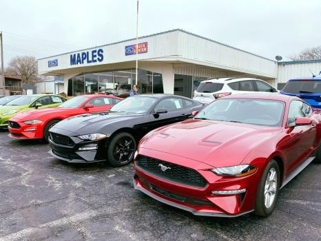 Profile Photos of Maples Ford Dealership Warsaw 900 East Main Street - Photo 2 of 4