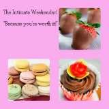 The Intimate Weekender Hamper Fantasweets Cupcakes 390 London Road
