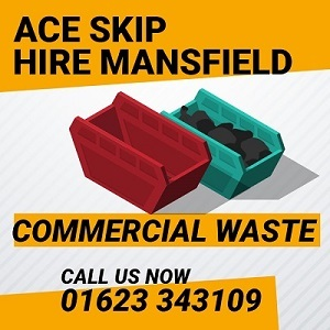 New Album of Ace Skip Hire Mansfield 31 Limes Ave, Nether Langwith - Photo 2 of 4