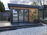 SpaceKube Garden Rooms Scotland 54 W Main St, Uphall