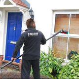 Reach & Wash Window Cleaners for Leicester & Leicestershire. Residential & Commercial Window Cleaning Storm Window Cleaning Leicester 58 Copson Street, Ibstock, Coalville