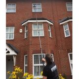 Reach and Wash pure water window cleaning company. Professional & reliable window cleaners. Fully uniformed & fully insured. Storm Window Cleaning Leicester 58 Copson Street, Ibstock, Coalville