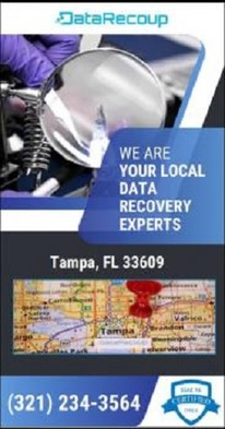 Profile Photos of Data Recoup 101 S Dale Mabry Hwy - Photo 3 of 4