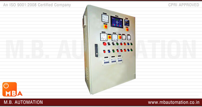 Auto Main Failure Panel - AMF Panel manufacturers exporters wholesale suppliers in India http://www.mbautomation.co.in +91-9375960914 +91-9328247164 M.B AUTOMATION of M.B AUTOMATION Plot No. 61, Survey No. 260, Sheetal Industrial Estate, Demni Road, Dadra, (D&N.H) Silvassa 396230, INDIA - Photo 14 of 25