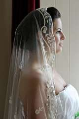 Profile Photos of ANN GUISE Silk Wedding Veils