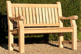 New Album of Memorial Benches UK
