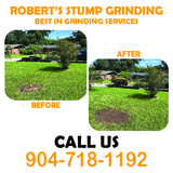 Stump Grinding Baldwin, Fl Robert's Stump Grinding Robert's Stump Grinding