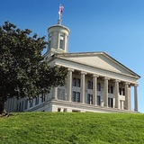 Tennessee State Capitol 21 minutes drive to the north of Dental Bliss Franklin Dental Bliss Franklin 151 Rosa Helm Way