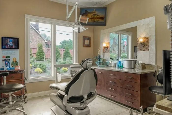 Operatory at Old Hickory Dental Bliss Hermitage Dental Bliss Hermitage of Dental Bliss Hermitage 601 Brandywine Village Ct - Photo 10 of 23