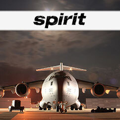 New Album of Spirit Airlines 812 Huron Rd E - Photo 1 of 3