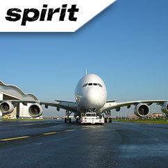 New Album of Spirit Airlines 812 Huron Rd E - Photo 2 of 3