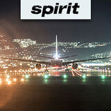 Spirit Airlines 2216 Scoville Ave