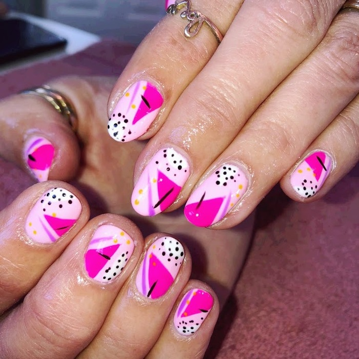 New Album of Vic's Creative Nails 28 Umberleigh Road, Newstead, Stoke-on-Trent - Photo 4 of 8
