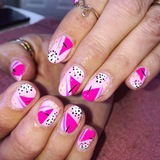 Vic's Creative Nails 28 Umberleigh Road, Newstead, Stoke-on-Trent