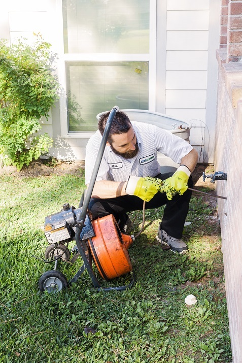 Mike Drain Cleaning Profile Photos of 1-800-PLUMBER +AIR 3905 Halik St - Photo 4 of 6