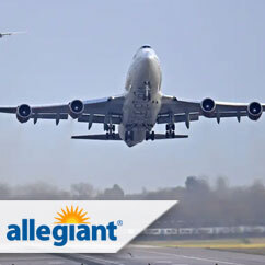 New Album of Allegiant Airlines 130 S Lincoln Ave - Photo 1 of 3