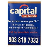 Capital Bail Bonds 213 North Crockett Street #104