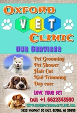 Oxford Veterinary Clinic 1623 Highway 30 East