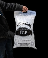 Mountain Brand Ice 125 West Doxey Street
