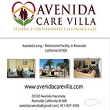 Avenida Care Villa - Assisted Living Skilled Nursing Facility 20332 Avenida Hacienda