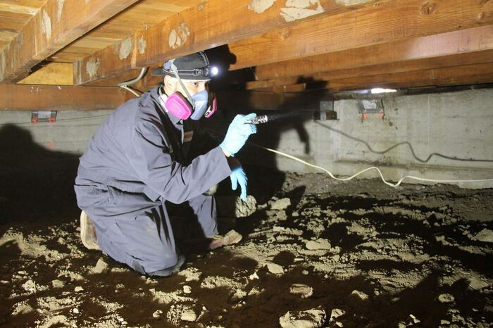 New Album of Crawlspace Medic of Charlotte 6012 Old Pineville Rd Suite J - Photo 1 of 3