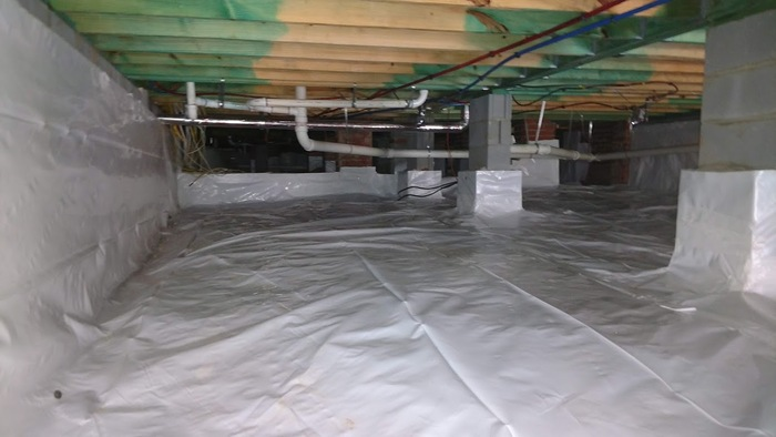 New Album of Crawlspace Medic of Charlotte 6012 Old Pineville Rd Suite J - Photo 2 of 3