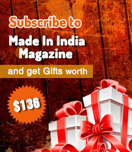 MADE IN INDIA | Advertise In Indian Magazines