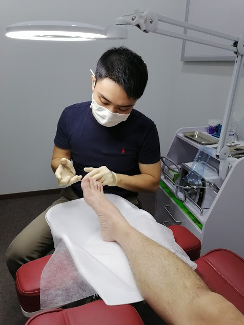 New Album of Dr Foot Podiatry Clinic 304 Orchard Rd, #05-25, - Photo 1 of 4