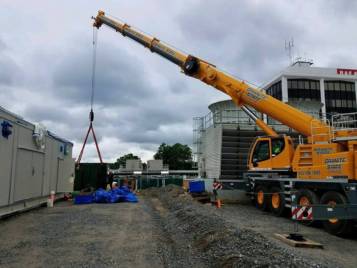 Crane Rental for NH and MA Lifts New Album of Granite State Crane 16 Oil Mill Road - Photo 1 of 5