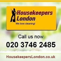House Cleaning London by Housekeepers