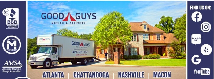 Profile Photos of Good Guys Moving & Delivery - Chattanooga 2000 Stuart Street - Photo 2 of 4