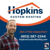 Hopkins Custom Roofing 808 Sparks Road