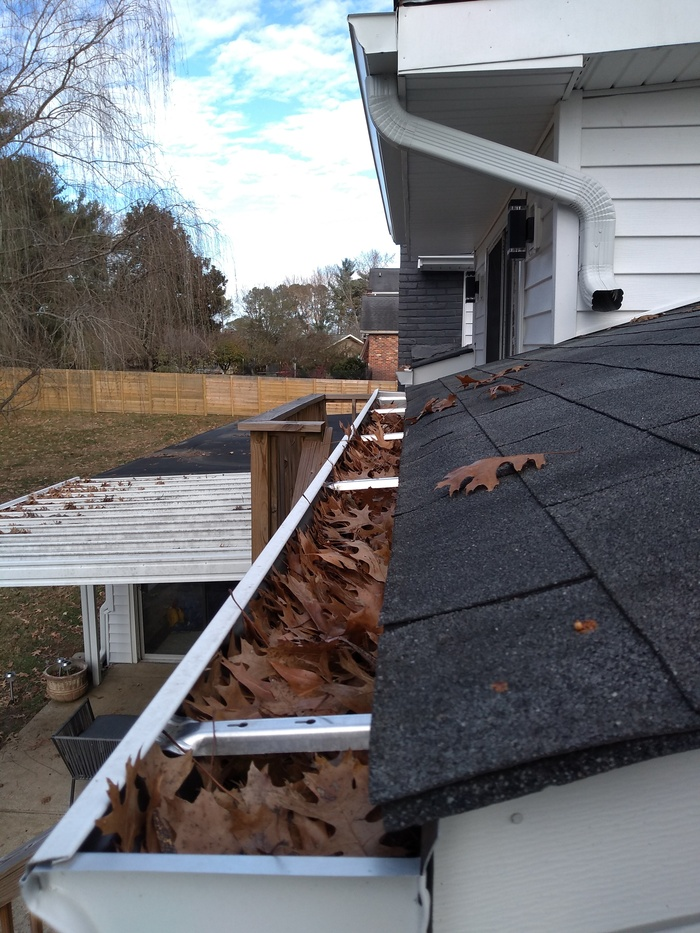 New Album of We Get Gutters Clean Mobile 115 S Dearborn St - Photo 1 of 3