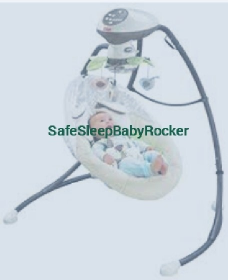 Profile Photos of Safe Sleep Baby Rocker serving - Photo 1 of 1