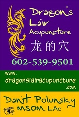 Dragon's Lair Acupuncture 1325 East Northern Avenue