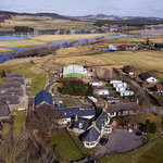 Aerial Scotland UK aerial photographer