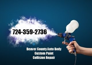 Beaver County Auto Collision and Repair Shop