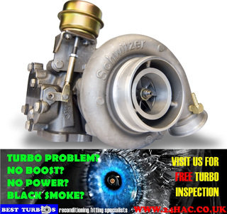 Best Turbos Reconditioning & Fitting Specialists