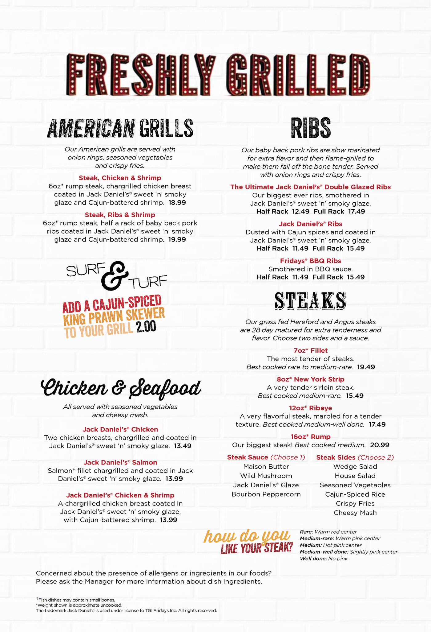 graphic regarding Tgi Fridays Printable Coupons called Tgi 2 for 20 menu : Eco-friendly bay wi lambeau business