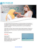 Menus & Prices, Cruise-Maldives.com, Hulhumale - Male