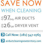 Air Duct Cleaning New Territory Texas