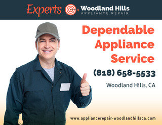 Woodland Hills Appliance Repair Experts