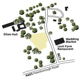 Wedding Items from hire table centres to video boxes and cakes of Wedding Market The Old Dairy, Elton - Photo 8 of 12