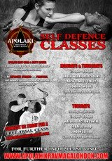 Krav Maga London of Apolaki Krav Maga & Dirty Boxing Academy