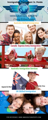 Immigration Consultant in Noida of Immigration Xperts