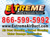 Extreme of Extreme Air Duct Cleaning And Restoration Services