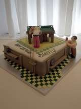 Celebration Cake by Dream Wedding Creations, Dream Wedding Creations, Heald Green, Cheadle