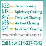 Green Way Carpet Cleaning Dallas